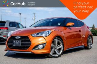 Used 2013 Hyundai Veloster Turbo|Navi|Pano Sunroof|Bluetooth|Backup Cam|Heated Front Seats|18