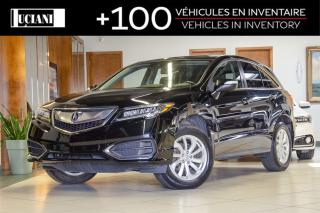 Used 2017 Acura RDX 2017 Acura RDX - AWD 4dr Tech Pkg for sale in Montréal, QC