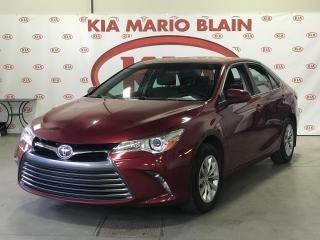 Used 2015 Toyota Camry LE **CAMERA RECUL, A/C, WOW A VOIR** for sale in Ste-Julie, QC