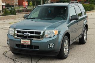 Used 2010 Ford Escape XLT Automatic 4x4 | V6 | CERTIFIED for sale in Waterloo, ON