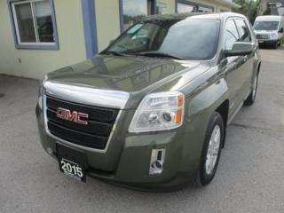 Used 2015 GMC Terrain ALL-WHEEL DRIVE SLE MODEL 5 PASSENGER 2.4L - ECO-TEC.. CD/AUX/USB INPUT.. BLUETOOTH.. BACK-UP CAMERA.. for sale in Bradford, ON