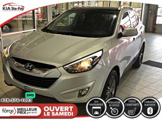 Used 2015 Hyundai Tucson GLS *MAGS *BLUETOOTH *CRUISE *A/C for sale in Québec, QC
