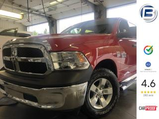 Used 2017 RAM 1500 ST | CREWCAB | ENSEMBLE DE REMORQUAGE for sale in St-Hyacinthe, QC