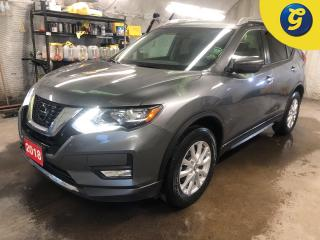 Used 2018 Nissan Rogue SV * AWD * Remote start * Heated front seats/steering wheel * Push button start * Sport/Normal/ECO mode * Nissan connect touchscreen * Back up camera for sale in Cambridge, ON