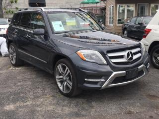Used 2013 Mercedes-Benz GLK-Class 4MATIC 4DR GLK 250 BLUETEC for sale in Scarborough, ON