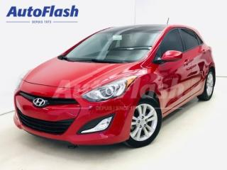 Used 2013 Hyundai Elantra GT GLS * Toit-Pano-Roof * SH0OWROOM! 30,000KM! for sale in St-Hubert, QC