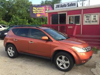 Used 2005 Nissan Murano SL for sale in Toronto, ON