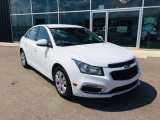 Used 2015 Chevrolet Cruze LT, Cloth, Bluetooth, Cruise Control for sale in Ingersoll, ON