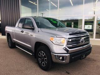 Used 2017 Toyota Tundra SR5 Plus 5.7L V8, Navigation for sale in Ingersoll, ON