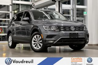 Used 2018 Volkswagen Tiguan Trendline 4MOTION *** Réservé *** for sale in Vaudreuil-Dorion, QC