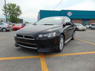 Used 2012 Mitsubishi Lancer Berline 4 portes CVT SE traction avant for sale in St-Eustache, QC