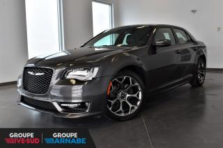 Used 2018 Chrysler 300 S + BEATS AUDIO + TOIT PANO + NAV + CARP for sale in St-Jean-Sur-Richelieu, QC