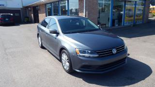 Used 2016 Volkswagen Jetta TRENDLINE+ for sale in Brampton, ON