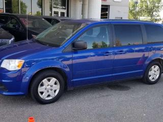 Used 2013 Dodge Grand Caravan SXT - Stow'n'Go - uConnect Bluetooth - Tri Zone Climate - Certified - And More! for sale in Edmonton, AB