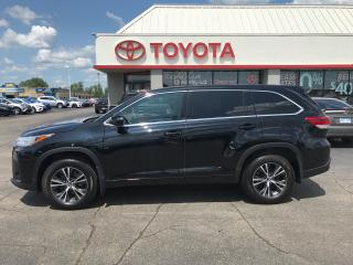 Used 2018 Toyota Highlander LE V6 7 passenger Alloys for sale in Cambridge, ON