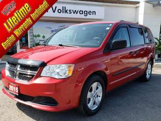 Used 2015 Dodge Grand Caravan Crew for sale in Walkerton, ON