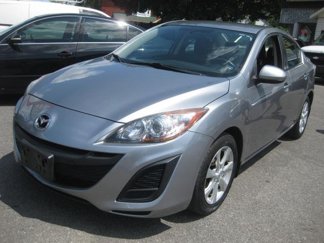 2011 Mazda MAZDA3 GS MANUAL 4cyl FWD AC PL PM PW