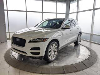 Used 2020 Jaguar F-PACE $12,533 IN SAVINGS! APPLIES FOR LEASE AND 0% FINANCE! for sale in Edmonton, AB