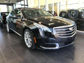 Used 2018 Cadillac XTS XTS, ACCIDENT FREE, POWER HEATED/VENTED LEATHER SEATS, KEYLESS IGNITION, BACK-UP CAMERA for sale in Edmonton, AB