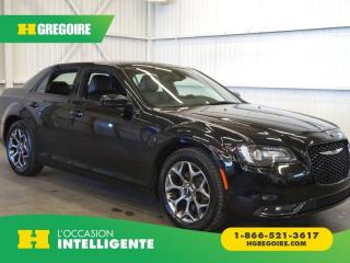 Used 2017 Chrysler 300 S AWD CAMÉRA for sale in St-Léonard, QC