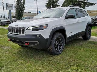 Used 2019 Jeep Cherokee Trailhawk for sale in Edmonton, AB