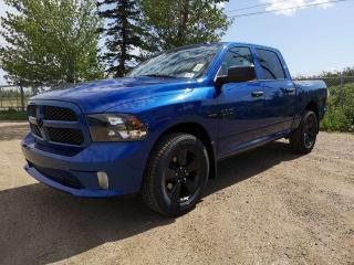 New 2019 RAM 1500 Classic Express 4x4 Crew Cab for sale in Edmonton, AB