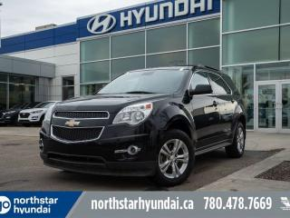 Used 2013 Chevrolet Equinox 2LT AWD/HEATEDSEATS/BACKUPCAM/AC/CRUISE/BLUETOOTH for sale in Edmonton, AB