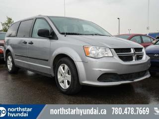 Used 2014 Dodge Grand Caravan SE PLUS/REARPOWERWINDOWS/BLUETOOTHUCONNECT/ for sale in Edmonton, AB