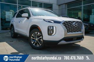 New 2020 Hyundai PALISADE ESSENTIALSAFTEYPACK/BACKUPCAMERA/HEATED SEATS/BLUETOOTH/AC for sale in Edmonton, AB