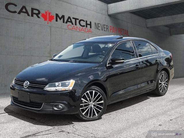 2014 Volkswagen Jetta Highline / NAV / SUNROOF /
