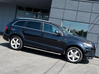 Used 2013 Audi Q7 S LINE|TDI|VENT SEATS|NAVI|360 CAM||DUAL DVD for sale in Toronto, ON