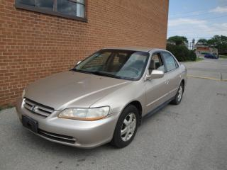 Used 2001 Honda Accord for sale in Oakville, ON
