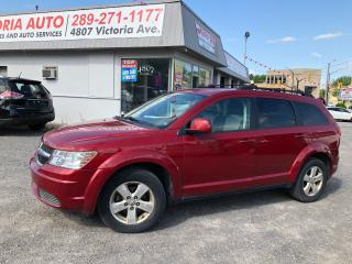 Used 2009 Dodge Journey SXT for sale in Niagara Falls, ON