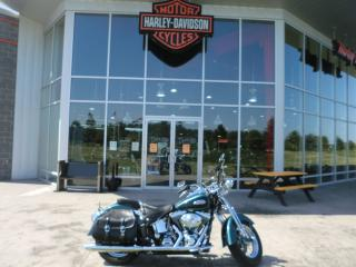 Used 2001 Harley-Davidson Softail FLSTS SPRINGER for sale in Blenheim, ON