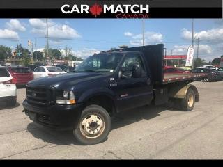 Used 2004 Ford F-550 XL / DIESEL / LOADER for sale in Cambridge, ON