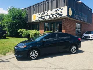 Used 2017 Toyota Corolla LE/BackCam/HeatedSeats/Bluetooth for sale in North York, ON