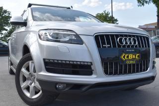Used 2010 Audi Q7 3.0L TDI Premium for sale in Oakville, ON