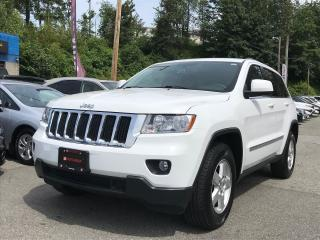 Used 2013 Jeep Grand Cherokee Laredo for sale in Coquitlam, BC