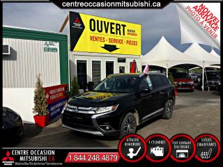 Used 2016 Mitsubishi Outlander ES AWC/AWD/4X4 TOIT CAM DE RECUL ECRAN T for sale in Blainville, QC