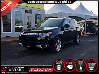 Used 2015 Mitsubishi Outlander AWC/AWD/4X4 ES PREMIUM CUIR TOIT CAM DE for sale in Blainville, QC
