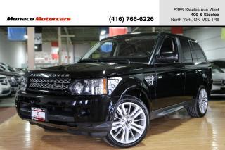 Used 2012 Land Rover Range Rover Sport HSE LUX - NAVI|BACKUP|SUNROOF|HARMAN.KARDON for sale in North York, ON