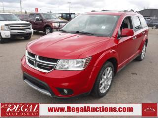 Used 2015 Dodge Journey R/T 4D Utility AWD 3.6L for sale in Calgary, AB