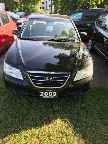 2009 Hyundai Sonata GL Premium