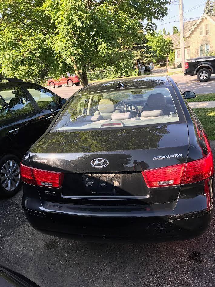 2009 Hyundai Sonata