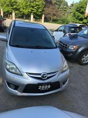 Used 2009 Mazda MAZDA5 GT for sale in Guelph, ON
