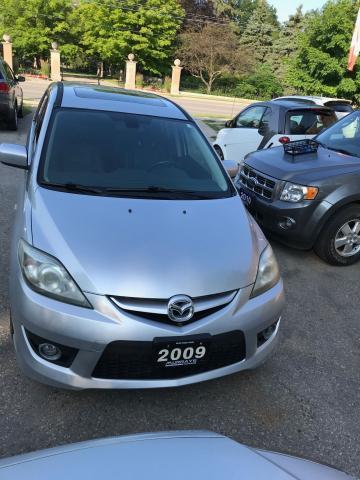 2009 Mazda MAZDA5 GT