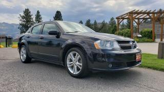 Used 2013 Dodge Avenger SXT for sale in West Kelowna, BC