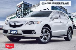 Used 2015 Acura RDX Tech at No Accident| Navigation| Bluetooth for sale in Thornhill, ON