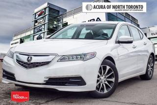 Used 2015 Acura TLX 2.4L P-AWS w/Tech Pkg No Accident| Winter Tires In for sale in Thornhill, ON