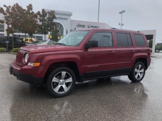 Used 2016 Jeep Patriot - for sale in Surrey, BC